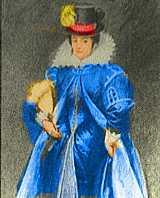 Pocahontas in Europe