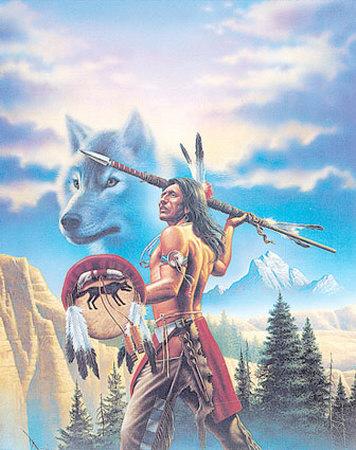 wolf spirit picture