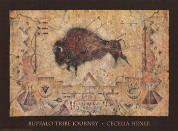 Cecilia Henle - Buffalo Tribe Journey