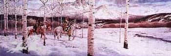 Mark Silversmith - Mid-Winter Passage L/e