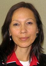Tina Keeper, Cree actress.