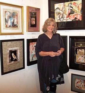 artist Carol Grigg
