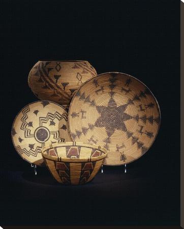 American Indian Baskets I