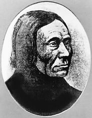 Chief Leschi of the Nisqually Tribe, 1808-1858