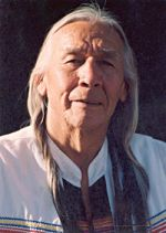 Actor and activist Floyd Red Crow Westerman