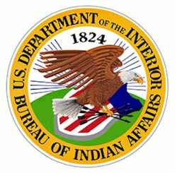 Bureau of Indian Affairs seal