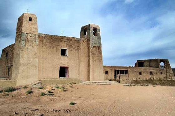 San Esteban del Rey Mission, built in 1629