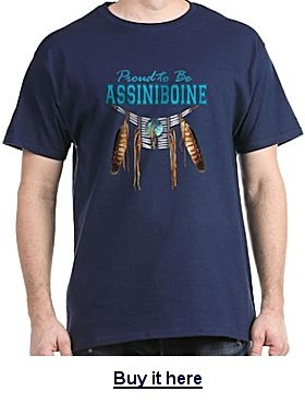 Buy Assiniboine T-shirt