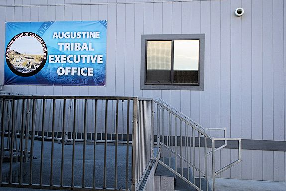 Augustine Band of Cahuilla Indians Executive Offices