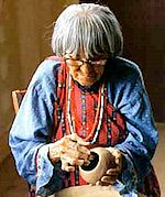 Maria Montoya Poveka Martinez, master potter