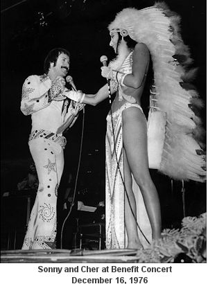 Sonny and Cher, 1976