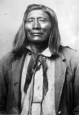 Shoshone Chief Pocatello