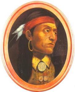 Chief Pontiac, Ottawa tribe