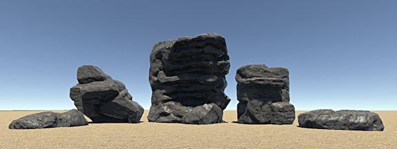 Modoc Rocks