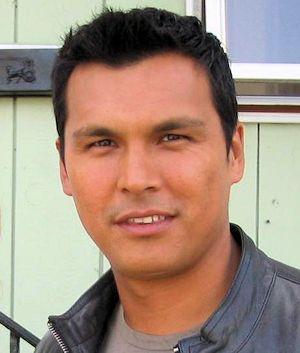 Actor Adam Beach