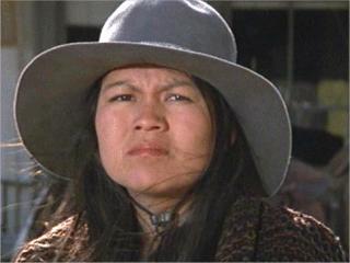 Geraldine Keams, native american actress
