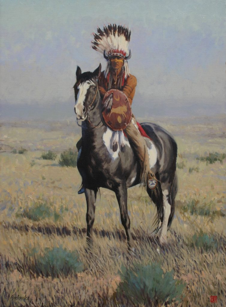 Blackfeet of the Plains