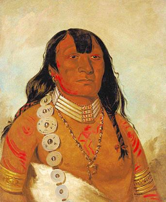 Kiowa chief Dohasan