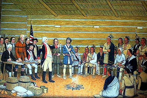 Fort Finney Treaty of 1786